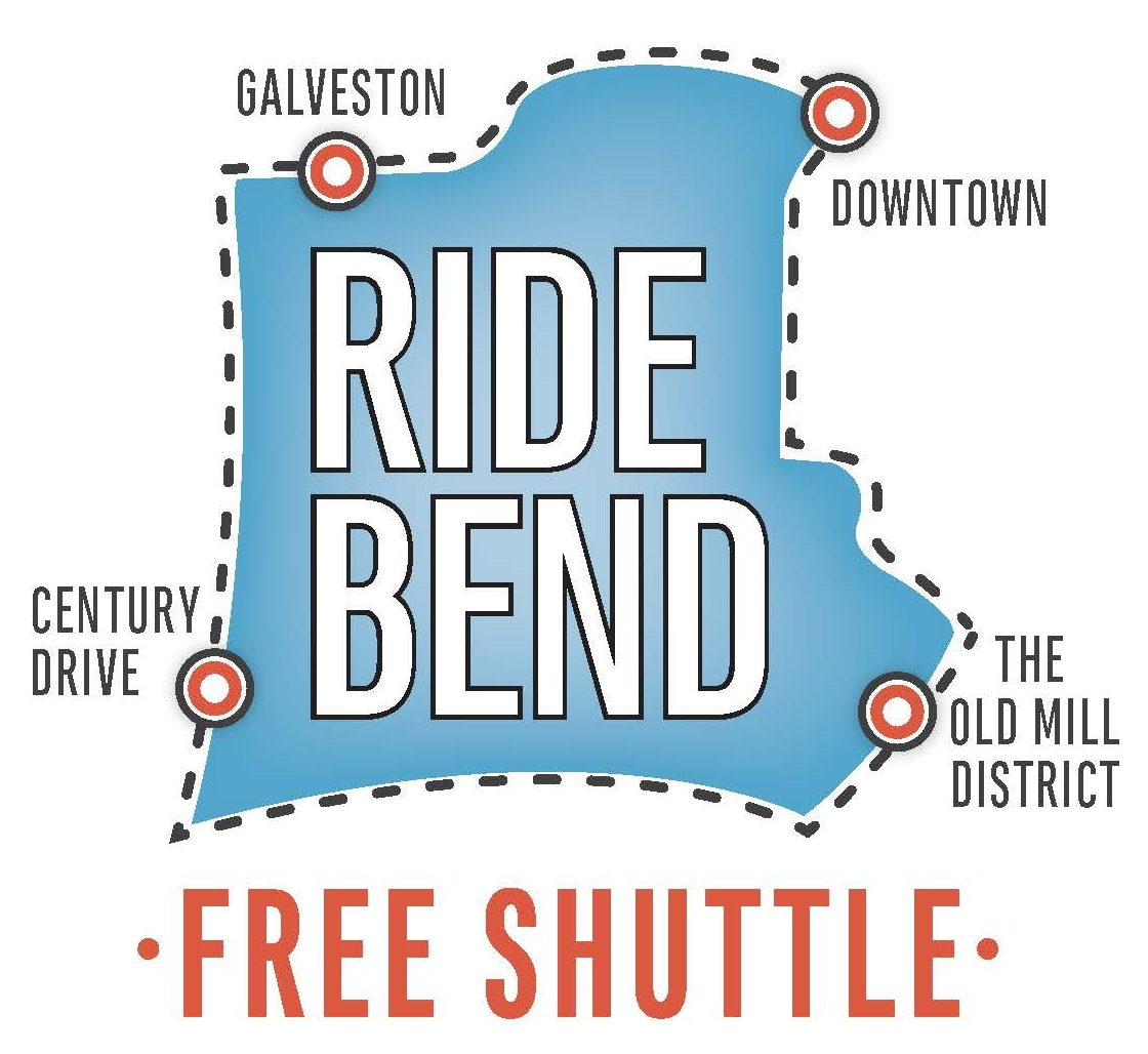 Ride Bend - Free Shuttle