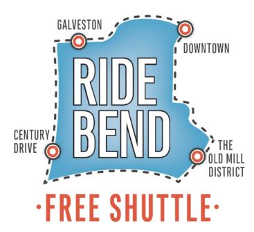 Ride Bend Cascades East Transit