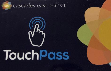 TouchPass Logo