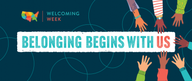 welcoming week image